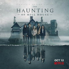 The Haunting of Hill House Mike Flanagan Horror TV Series
