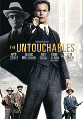 Sean Connery Kevin Costner Film The Untouchables Movie