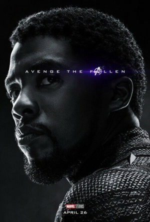 Avengers End Game Black Panther Marvel Movie