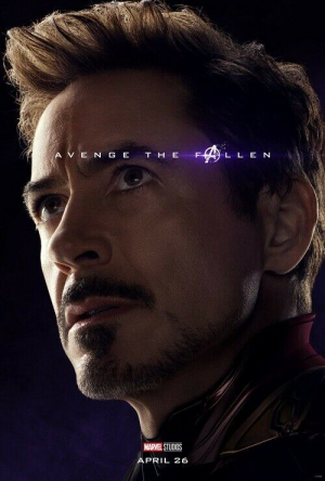 Avengers End Game Iron Man Marvel Movie