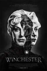 Horror Movie Winchester The House That Ghosts Built