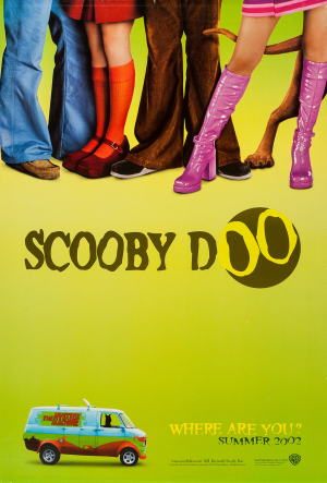 Scooby-Doo (2002) Movie