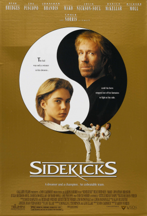 Sidekicks (1993) Movie