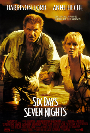 Six Days, Seven Nights (1998) Movie