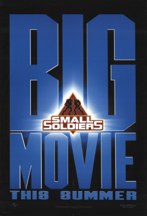 Small Soldiers (1998) Movie