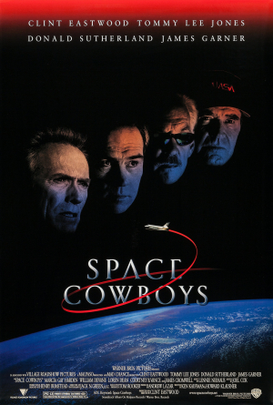 Space Cowboys (2000) Movie