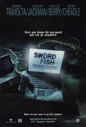 Swordfish (2001) Movie