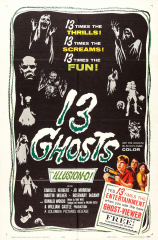 13 Ghosts (1960) Movie