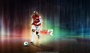 Sports Thierry Henry Soccer Player Arsenal F.C.