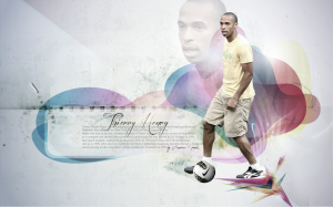 Sports Thierry Henry Soccer Player French