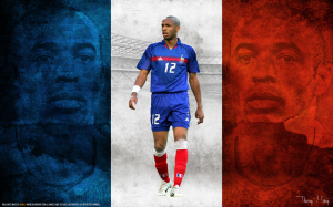 Sports Thierry Henry Soccer Player France National Football Team