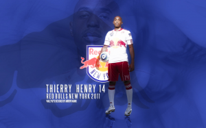 Sports Thierry Henry Soccer Player New York Red Bulls