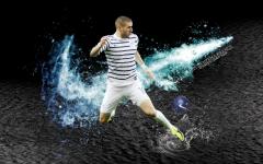 Sports Karim Benzema Soccer Player France National Football Team