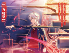 Anime The World's Finest Assassin Gets Reincarnated in Another World as an Aristocrat Lugh Tuatha Dé
