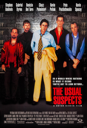 The Usual Suspects (1995) Movie