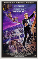 A View to a Kill (1985) Movie