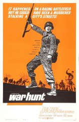 War Hunt (1962) Movie