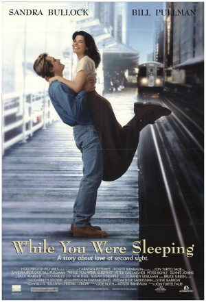 While You Were Sleeping (1995) Movie