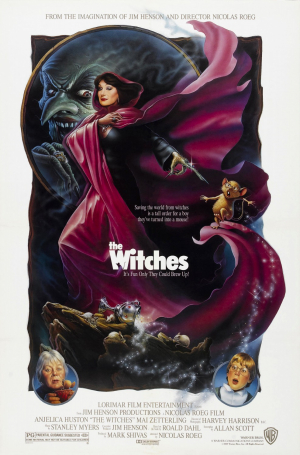 The Witches (1990) Movie